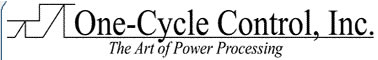 One-Cycle Control, Inc.